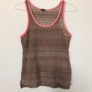 Express top, size XS